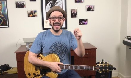 Lesson 27 – The 4 Jazz Guitar Articulation Syllables