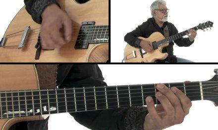 Soul Jazz Guitar Lesson – Lab Rat Performance – Fareed Haque