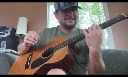 """Solo acoustic guitar lesson: Ray Charles """"I Got a Woman"""""""