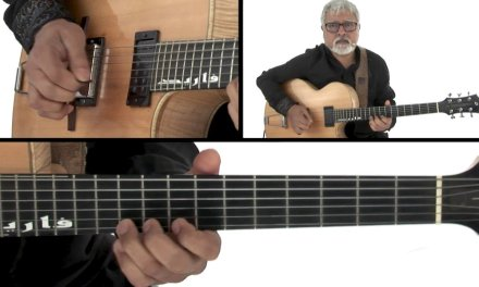 Soul Jazz Guitar Lesson – Adding the Major 9th – Fareed Haque