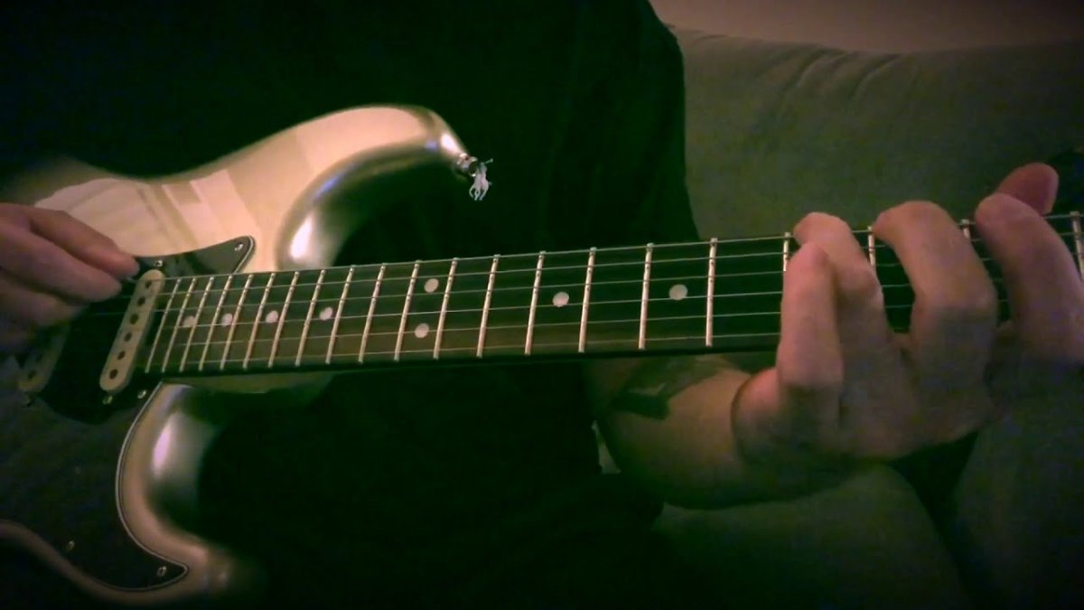 How To Play Sunday Feels By Sam Blakelock On Guitar Electric