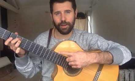 Nick Mulvey – Meet Me There Guitar Lesson