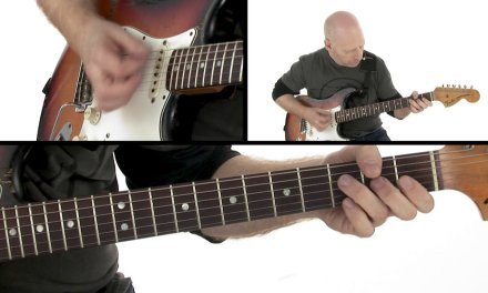 Blues Rhythm Guitar Lesson – Blues on the Juice Performance – Oz Noy