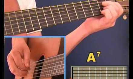 Pachelbel Canon – Fingerstyle Guitar Lesson – Lesson 1