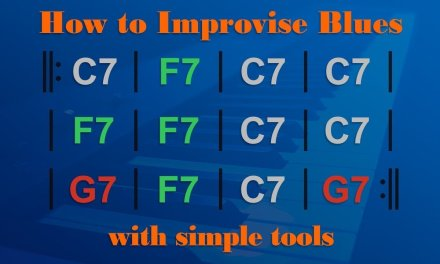 How to Improvise Blues – Methods for Simple Blues Improvisation
