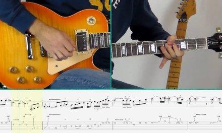 Gary Moore – Still Got The Blues – Solo (Guitar Tutorial)