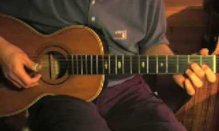 Slow Blues in E – Fingerpicking Guitar Lesson – Bad Blues Part 2