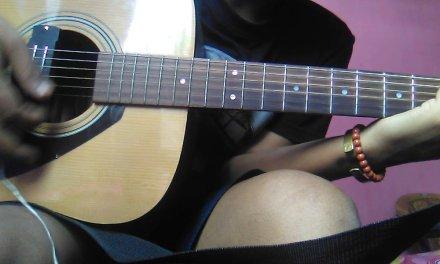 Guitar lesson of Hindi songs