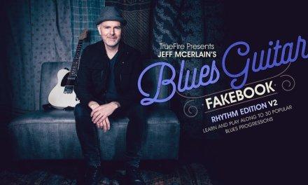 Blues Guitar Fakebook: Rhythm Vol. 2 – Intro – Jeff McErlain