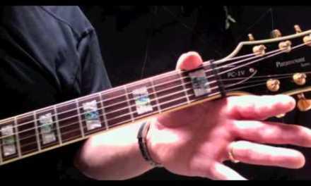 SECRET AGENT MAN – Guitar Lesson
