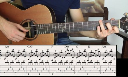 The Chords that Capture your Imagination | Fingerstyle Guitar Lesson