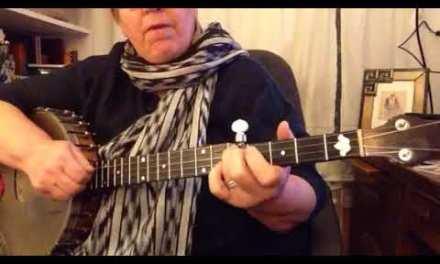 Deep Ellum Blues clawhammer banjo lesson