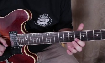 Try this cool technique to expand the B.B. King Blues BOX