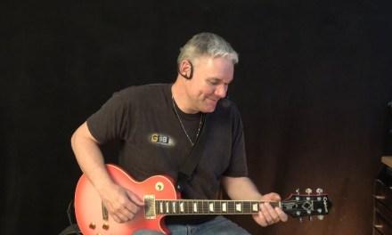 Amazing Grace ( Blues Solo Version ) – Guitar Lesson