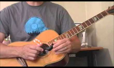 Blues Guitar For Absolute Beginners Lesson 1 Learning the Gtr