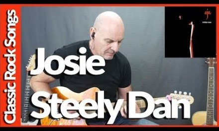 Josie By Steely Dan – Guitar Lesson Including Solo