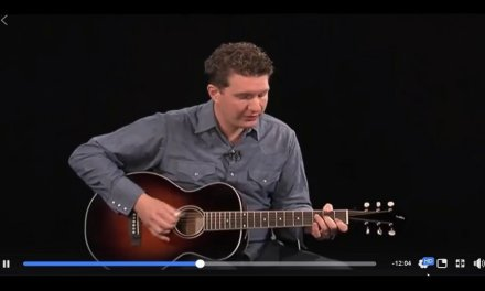 how to play blues easy guitar lesson standard tuning acoustic guitar
