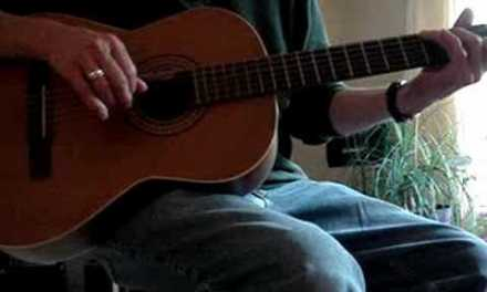 """Acoustic Guitar Lessons   """"Alternating Bass Patterns"""""""