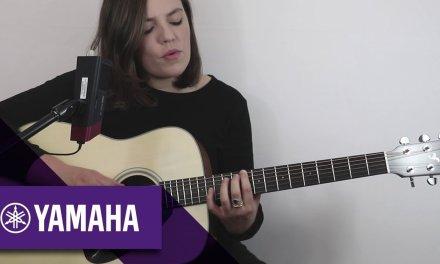 Singer Songwriter Set   Mary Spender   Guitar   Yamaha Music
