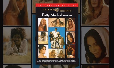 Pretty Maids all in a Row (1971)