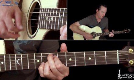 Bon Iver – Skinny Love Guitar Lesson
