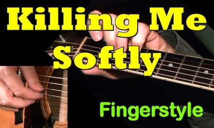 KILLING ME SOFTLY: Fingerstyle Guitar Lesson + TAB by GuitarNick