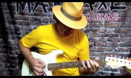 Fender Jeff Beck Strat Guitar Review