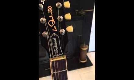 Tour of my guitars.