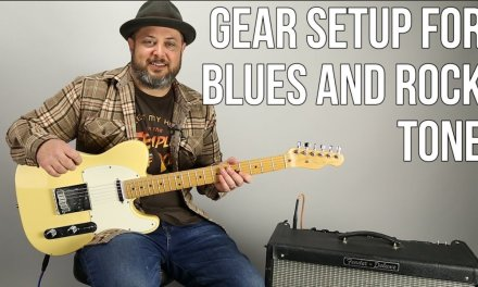 Guitar Tone Tips For Blues and Rock  – Guitar Rig Setup