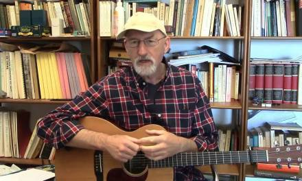Fingerstyle Blues Guitar Lessons – Blind Blake
