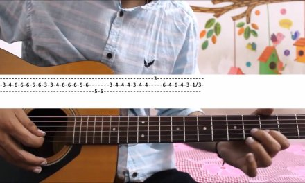 Yaara Teri Yaari Ko – Rahul Jain – Leads + Chords – Hindi easy beginners guitar lesson