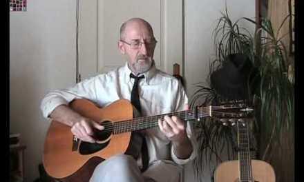 Jim Bruce Blues Guitar – Blues Before Sunrise – Scrapper Blackwell (Cover)