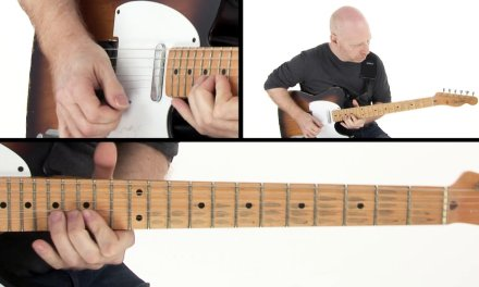 Blues Soloing Guitar Lesson – Ice Man Solo with Licks – Oz Noy