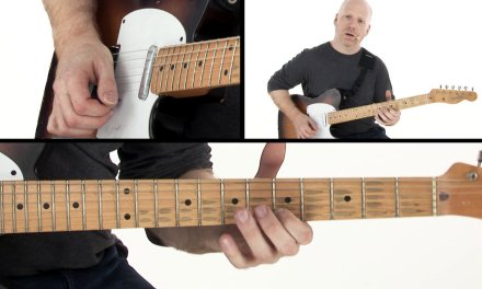 Blues Soloing Guitar Lesson – Ice Man Lick 2 – Oz Noy