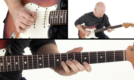 Blues Soloing Guitar Lesson – Twisted Soul Improvised Solo – Oz Noy