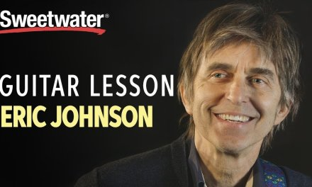 Eric Johnson Guitar Lesson