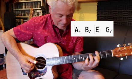 Getting started with fingerstyle guitar; Michael Fix plays Liebestraum