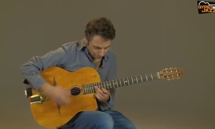 Gypsy Jazz Guitar Course | Autumn Leaves – Classical Games For Improvisation