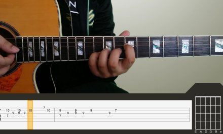 Moira Dela Torre – Sundo [INTRO, CHORDS & STRUMMING] Guitar Tutorial with (TABS on SCREEN)