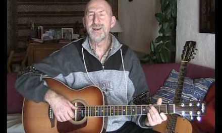 Jim Bruce Blues Guitar – Floyd Council – Poor and Ain't Got A Dime
