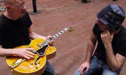 Joe Satriani's G4 Experience –  Gary Brawer