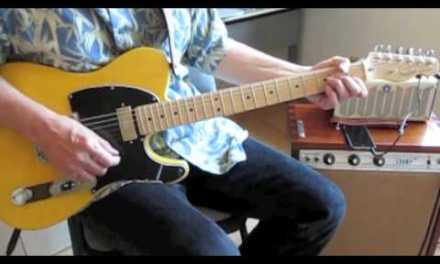 """Guitar Lesson: """"Wild Horses"""" Solo and Fills (Rolling Stones)"""