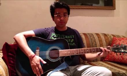 Lesson 17 – Hai Apna Dil To Awara (Guitar Tutorial) | Shantanu Arora