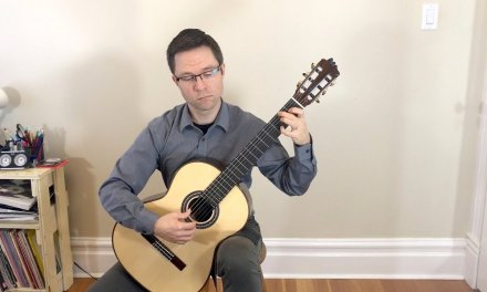 Lesson: Estudio No. 6, Op. 60 by Carcassi for Classical Guitar