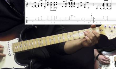 Jimi Hendrix – Hey Joe – Blues/Rock Guitar Lesson (w/Tabs)