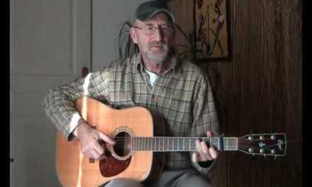 Blues Guitar – Diddie Wah Diddie – Blind Blake Cover