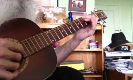 Guitar Lesson – Messiahsez How To Play Slide Blues in Open D Tuning. Open D Is So Bluesy!!
