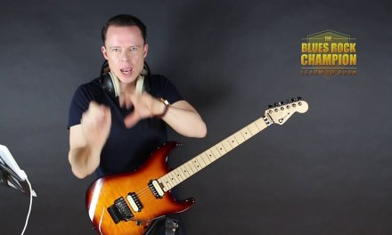 Horizontal pentatonic practice method with charts – Guitar mastery lesson