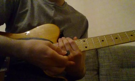 Electric guitar for beginners. Lesson 7 – Bends