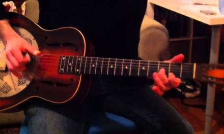 Finger Picking Open D Guitar Lesson – Pony Blues Lesson By Jeremiah Lockwood in Open D Tuning